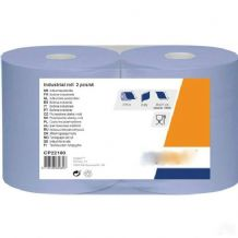 Paper waste roll 2-ply36cmx370